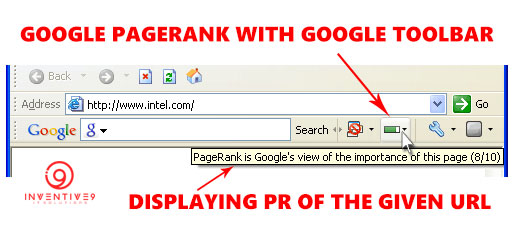google-pagerank-checker-toolbar