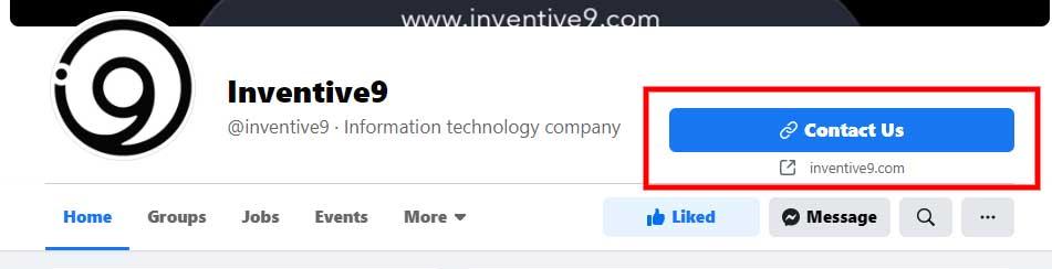 Website-Link-up-Facebook-page